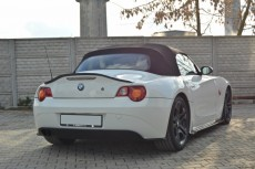 BMW Z4 E85 / E86 Preface (2002-2006) Custom Rear Spoiler Cap Extension