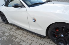 BMW Z4 E85 / E86 Preface (2002-2006) Custom Side Skirts Diffusers