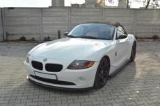 BMW Z4 E85 / E86 Preface (2002-2006) Custom Front Bumper Lip Spoiler Extension Diffuser