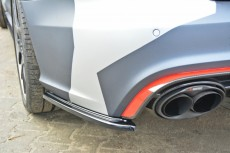 Audi RS6 C7 (2013 -) Rear Side Splitters