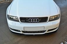 Audi RS4 B5 (1999-2001) Custom Front Bumper Lip Spoiler Extension Diffuser