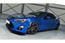 Toyota GT86 (2012 -) Custom Racing Front Bumper Lip Spoiler Extension Diffuser