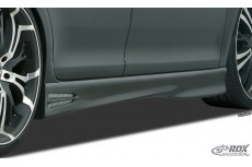 "Toyota Auris E150 (2007-2012) Custom Side Skirts ""GT4"""