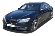 BMW F01 F02 (-2012) Front Bumper Lip Spoiler Extension Splitter Diffuser