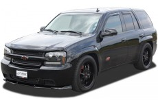 Chevrolet Trailblazer SS (2005-2008) Front Bumper Lip Spoiler Extension Splitter Diffuser