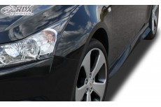 "Chevrolet Cruze (2009-2012) Custom Side Skirts ""Turbo"""