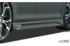 """Chevrolet Aveo (T300) Custom Side Skirts """"GT-Race"""""""