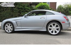 Chrysler Crossfire Custom Side Skirts