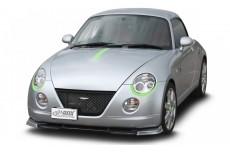 Daihatsu Copen Front Bumper Lip Spoiler Extension Splitter Diffuser