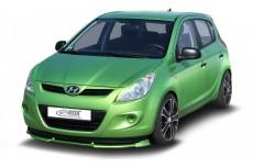 Hyundai i20 PB / PBT (2008-2012) Front Bumper Lip Spoiler Extension Splitter Diffuser
