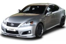 Lexus IS F Front Bumper Lip Spoiler Extension Splitter Diffuser