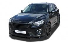 Mazda CX5 (For Cars with Front Diffuser) Front Bumper Lip Spoiler Extension Splitter Diffuser