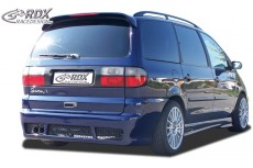 Volkswagen Sharan 7M (-2000) Custom Rear Bumper