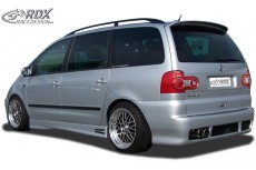 Volkswagen Sharan 7M (2000-2011) Custom Rear Bumper