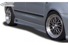 Volkswagen Sharan 7M (2000+) Custom Side Skirts