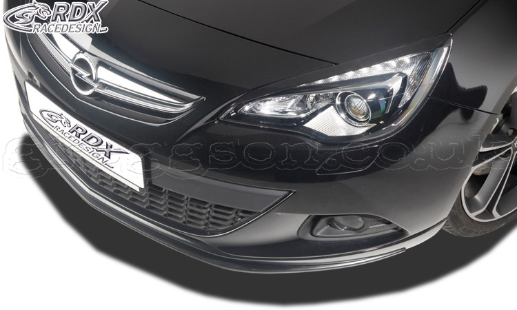 Opel Vauxhall Astra J GTC (for OPC-Line Front!) Front ...