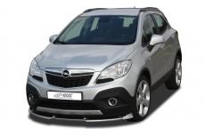 Opel Vauxhall Mokka Front Bumper Lip Spoiler Extension Splitter Diffuser