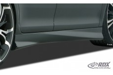 "Seat Exeo Custom Side Skirts ""Turbo"""