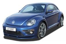 Volkswagen Beetle R Line / GSR (2012+) Front Bumper Lip Spoiler Extension Splitter Diffuser