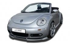 Volkswagen Beetle (2005-2010) Front Bumper Lip Spoiler Extension Splitter Diffuser