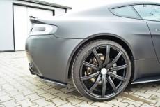Aston Martin V8 Vantage (2004 -) Custom Rear Side Splitters