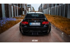 BMW M3 E92 (2007-2013) Custom Rear Window Louver