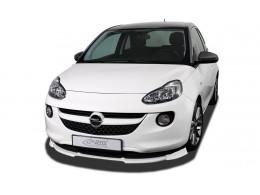 Opel Adam Vauxhall Adam Front Bumper Lip Spoiler Extension Splitter Diffuser