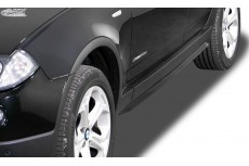 "BMW X3 E83 (2003-2010) Side Skirts ""Slim"""