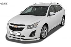 Chevrolet Cruze (2012-2015) Front Bumper Lip Spoiler Extension Splitter Diffuser
