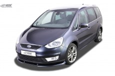 Ford Galaxy WA6 (2006-2010) Front Bumper Lip Spoiler Extension Splitter Diffuser
