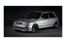 Toyota Starlet Mk3 Front Bumper