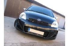 Toyota Yaris Mk1 Custom Front Bumper
