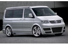 Volkswagen T5 Custom Side Skirts