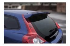 Volvo C30 Roof Wing Spoiler