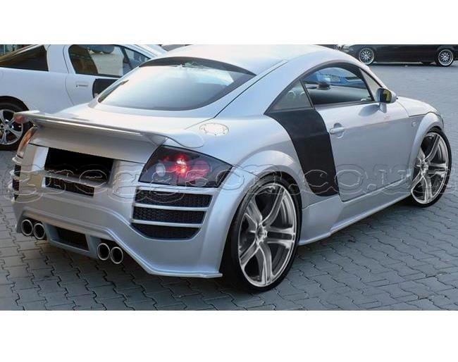 Smart Car Kits >> Audi TT 8N 'R8 Look' Rear Wing Boot Spoiler