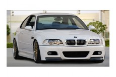 BMW E46 3 Series Custom Front Bumper
