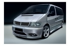 Mercedes Vito Custom Front Grille