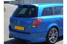 Vauxhall Astra H Estate OPC Look Roof Wing Spoiler