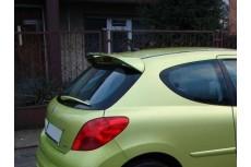 Peugeot 207 Hatchback Roof Wing Spoiler