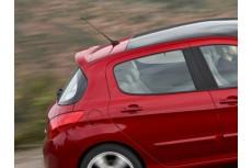 Peugeot 308 Hatchback Roof Wing Spoiler
