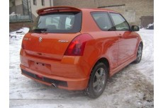 Suzuki Swift Mk4 Roof Wing Spoiler
