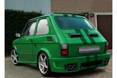 Fiat 126p Custom Rear Bumper