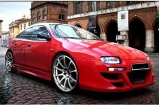 Mazda 323F Custom Front Bumper
