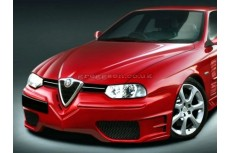 Alfa Romeo 156 Estate Sedan 1997-2003 Custom Front Bumper