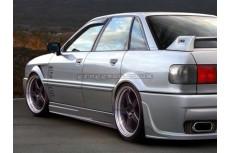 Audi 80 B4 Cabriolet Coupe Estate Sedan 1991-1996 Custom Side Skirts
