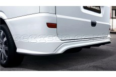Mercedes Vito W639 Custom Rear Bumper
