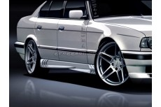 BMW E34 5 Series Custom Sport Side Skirts
