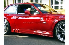 BMW Z3 E36 Custom Sport Side Skirts