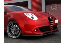 Alfa Romeo MiTo Front Bumper Lip Spoiler Extension