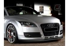 Audi TT 8J Front Bumper Lip Spoiler Extension